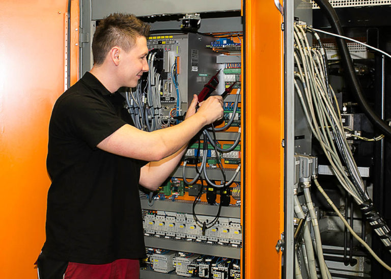Elektroniker Betriebstechnik 2