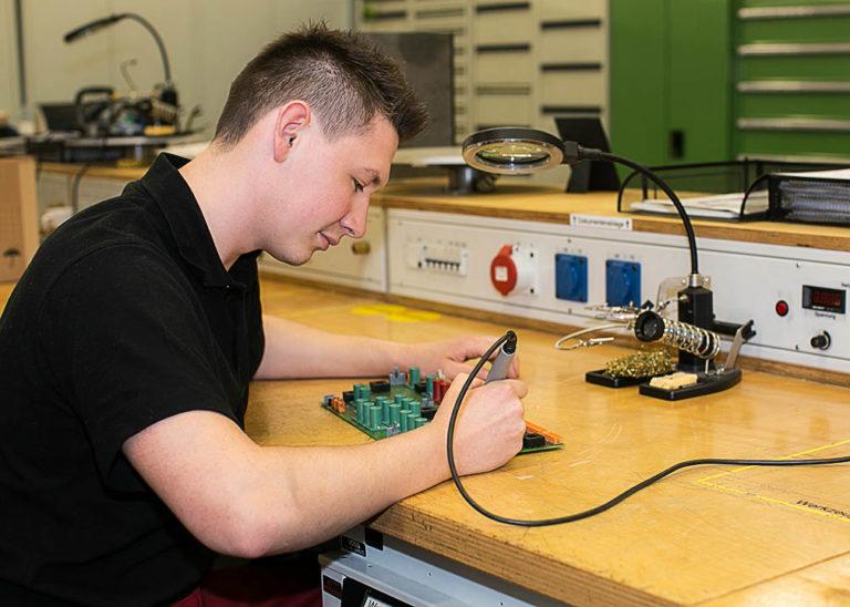Elektroniker Betriebstechnik 3